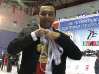 Turkish dance sport federation WORD CUP A. Tango& Salsa, IDSF International open Latin Istanbul 30.05-01.06.2008.